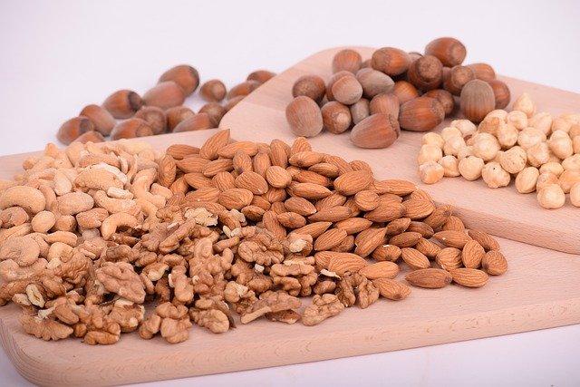 Zijn noten toegestaan in het ketogeen dieet?